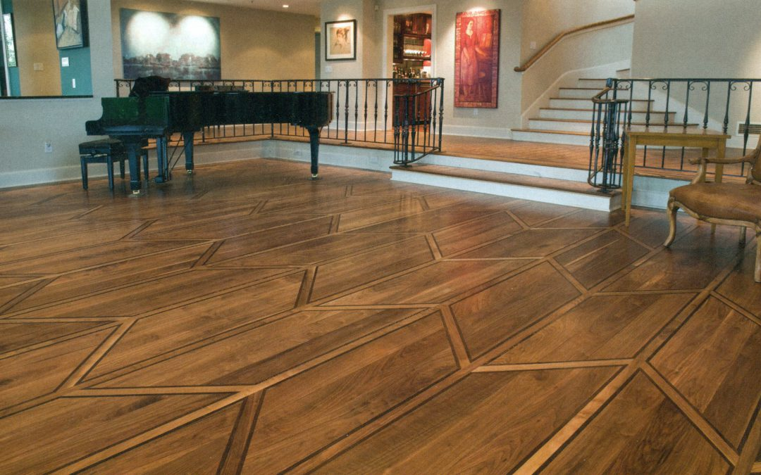 How to choose the best color of hardwood floor?